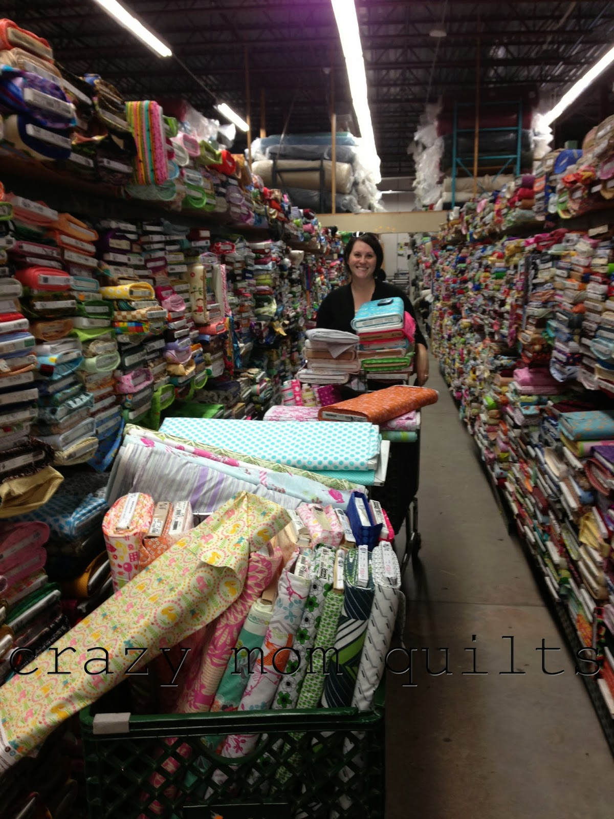 crazy mom quilts: a fabric haul : quilt fabric stores - Adamdwight.com