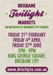 Brisbane Twilight Markets