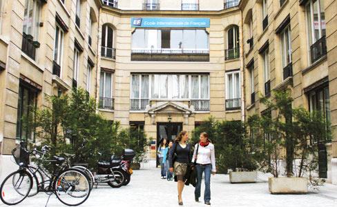Intercâmbio em Paris