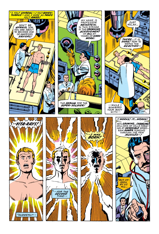 Captain America (1968) Issue #176 #90 - English 5