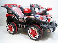 Junior QX7522A Thunderbolt Combat Battery-powered Toy Car