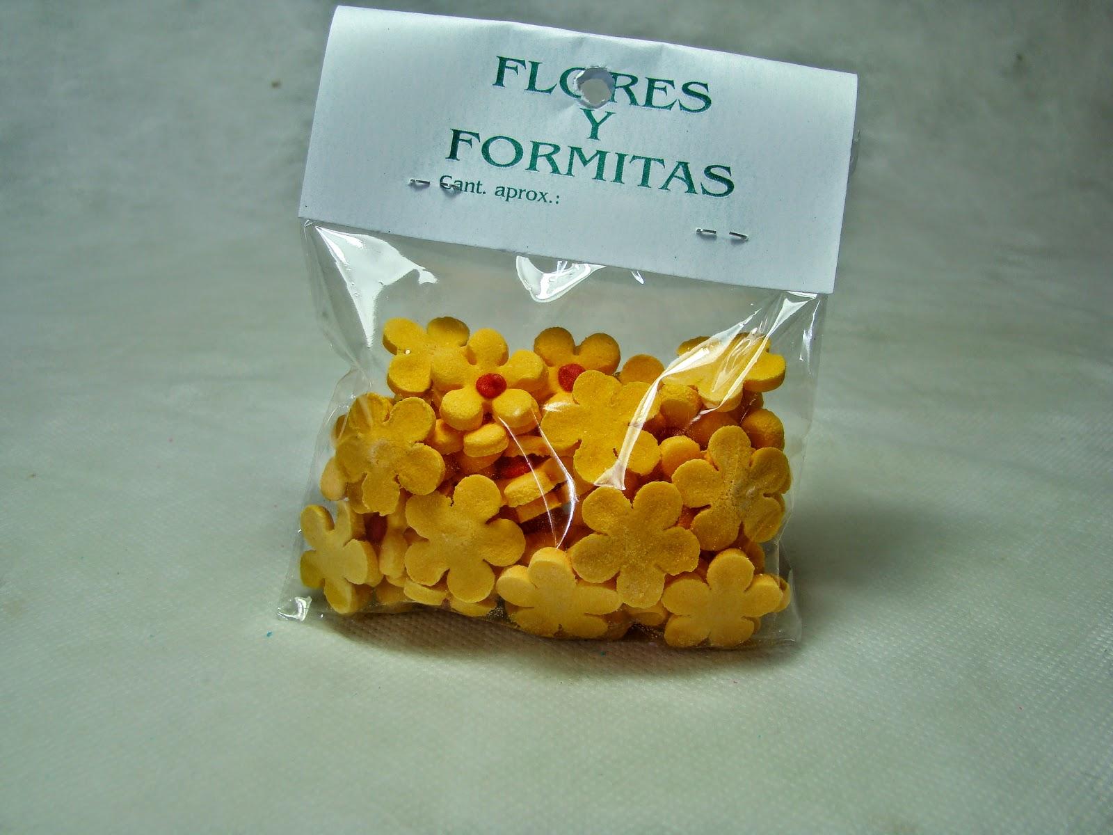 Flor de azúcar med. X 40 Cotillón Córdoba