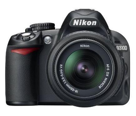 Review on Nikon D3100 14.2MP Digital SLR Camera