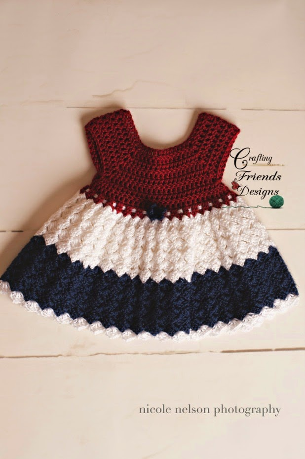 Diamond Dress by Crafting Friends Designs