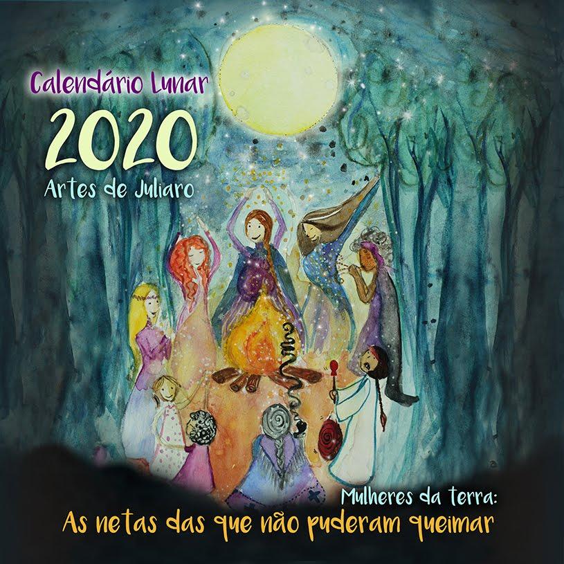 Capa calendário 2020
