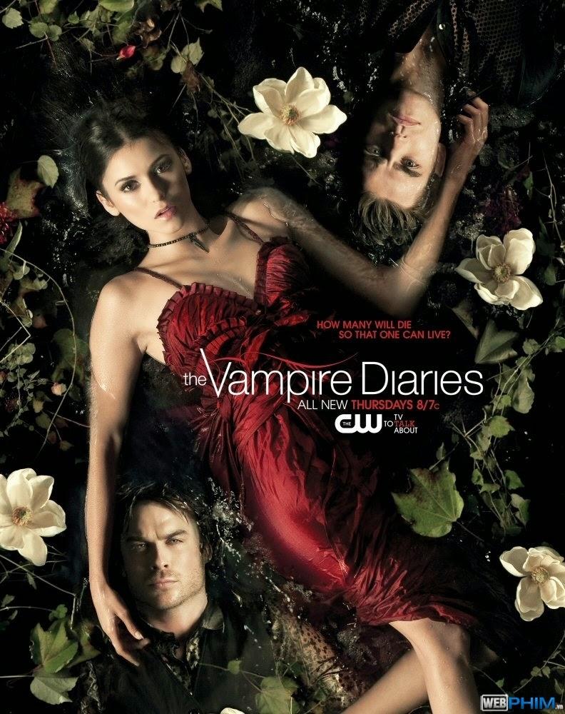 Xem Phim Nhật Ký Ma Cà Rồng Phần 2 - The Vampire Diaries Season 2
