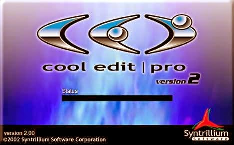 Free Download Cool Edit Pro 2.1 Crack full Version Terbaru 2014