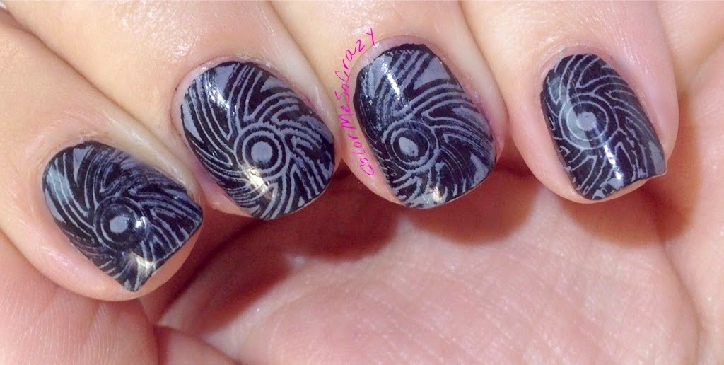 Geometric Monthly Nail Challenge ft. JustRica and Dashica