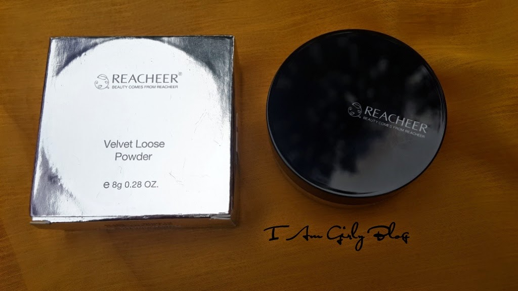 Reacheer Velvet Loose powder Natural Color/ Matte Review  from Silkapple Taiwan