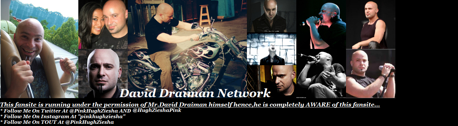 David Draiman Network