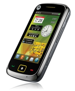 Motorola GOLDFINCH (EX245)