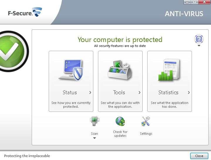 f secure antivirus 2013