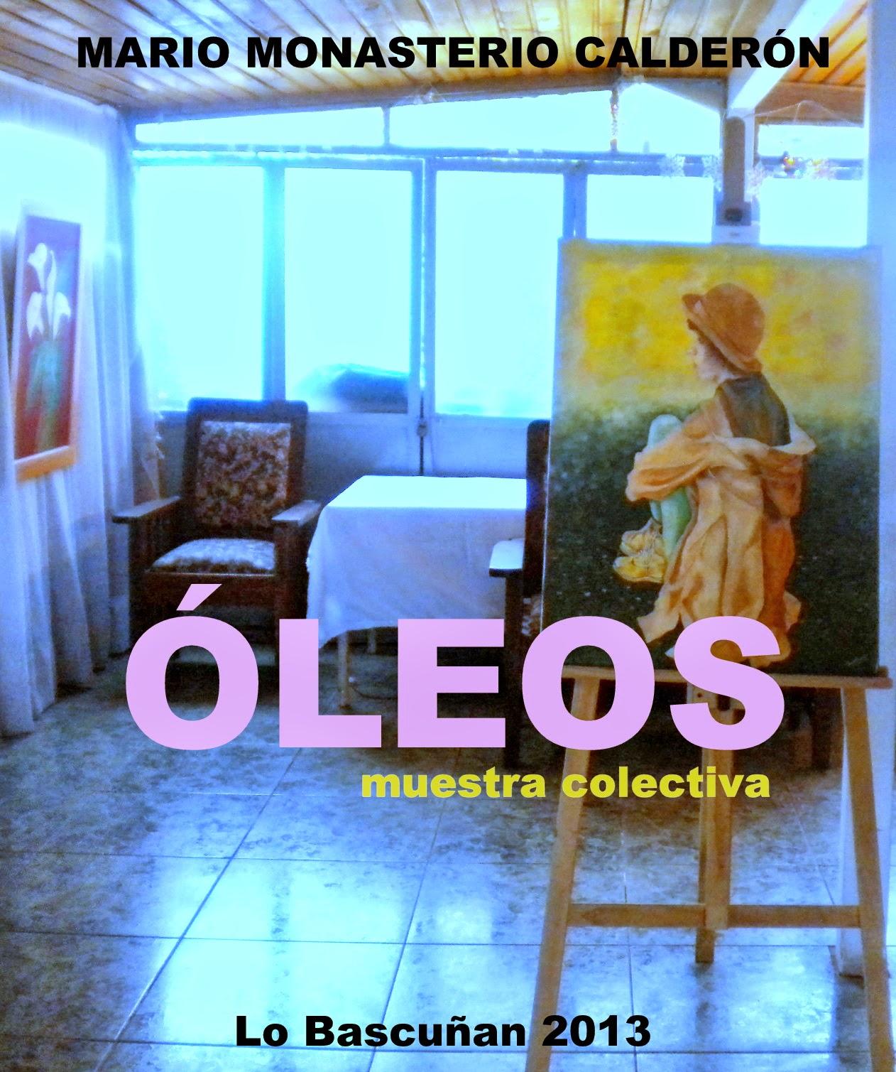Exposición pictórica