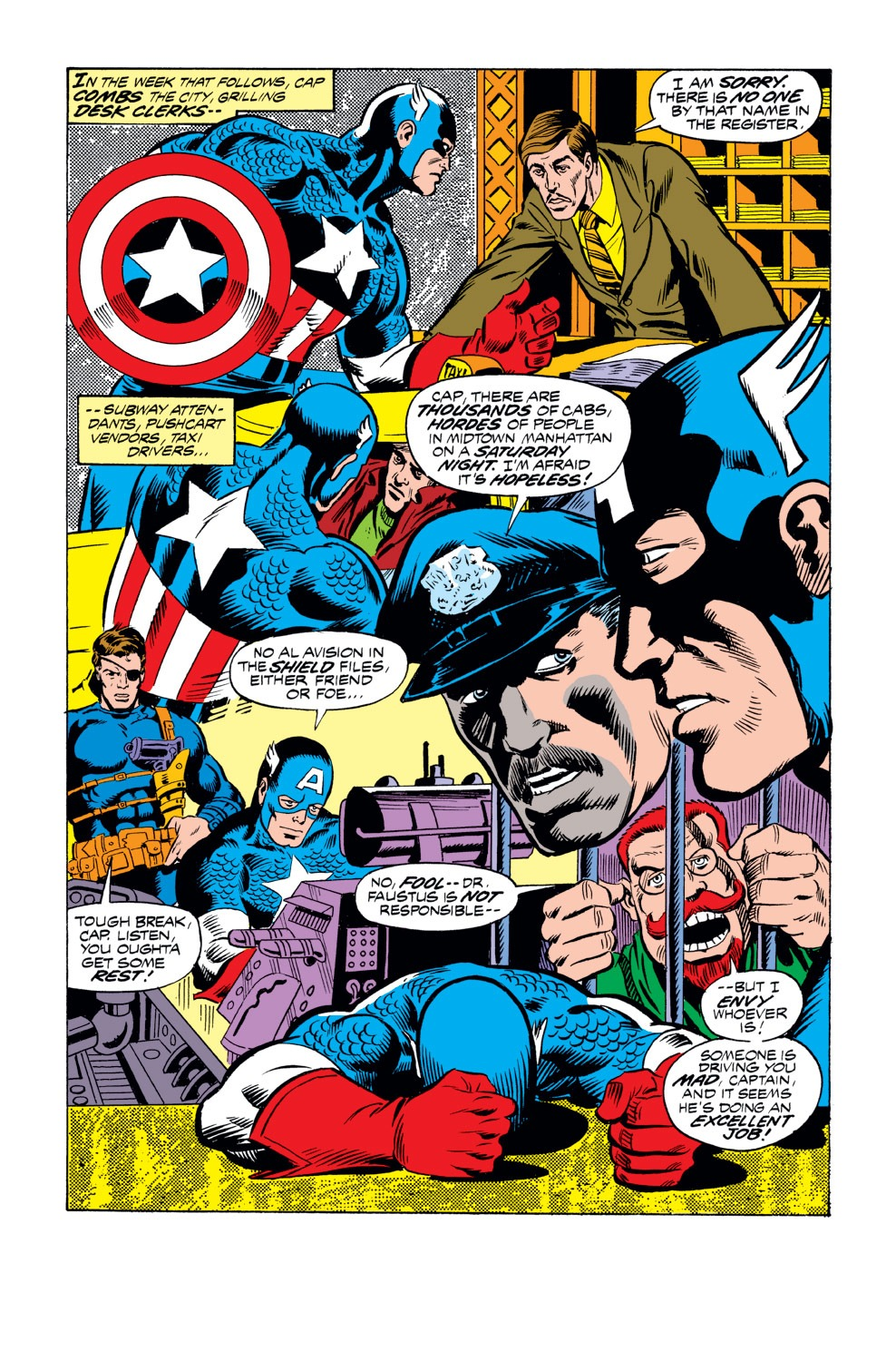 Captain America (1968) Issue #224 #138 - English 8