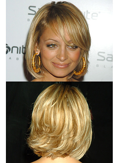 New Trend Short Hairstyle Of Nicole Richie In This Season - Celebrity