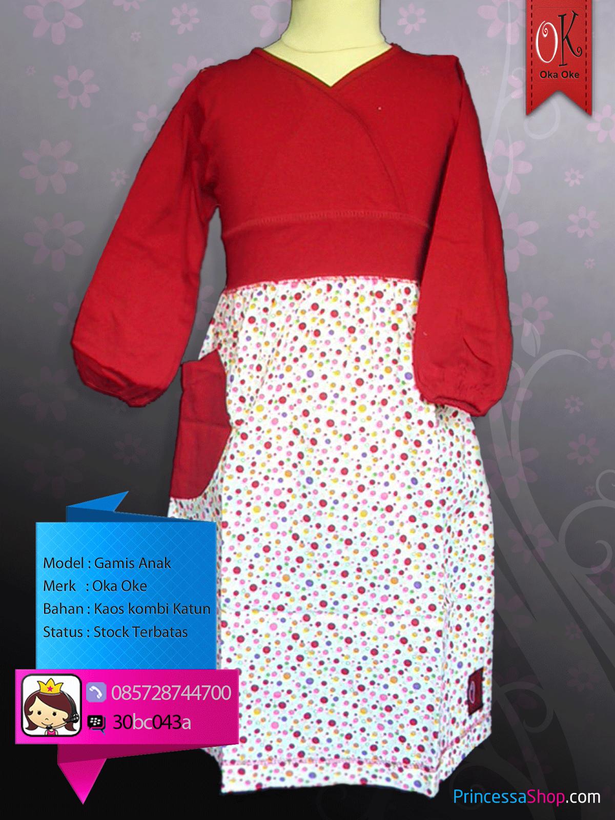 Baju gamis anak perempuan remaja dan balita bahan kaos Baju gamis anak kaos