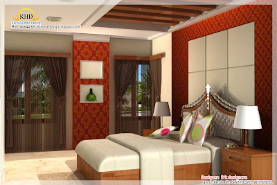 Home Interior Design on 3d Interior Designs   Kerala Home Design   Architecture House Plans