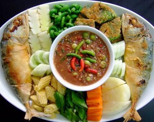 Thai food recipe you can do nam prik kapi thai for Cuisine thai