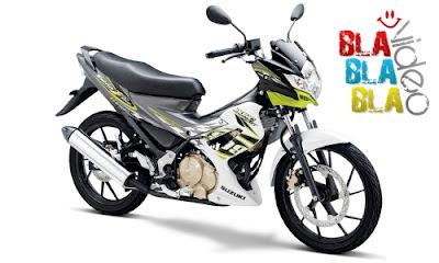 Gambar Satria FU 150 cc Hijau Putih