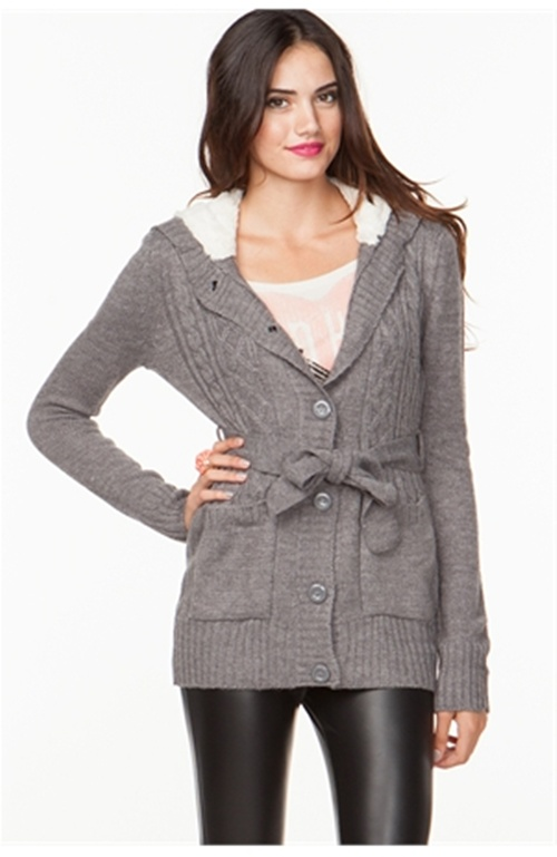Cardigans for Women | Long Cardigan Sweaters | Winter Fashion 2013 ...