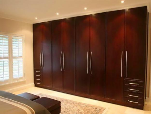 Bedroom Closet Design Ideas (9 Image)