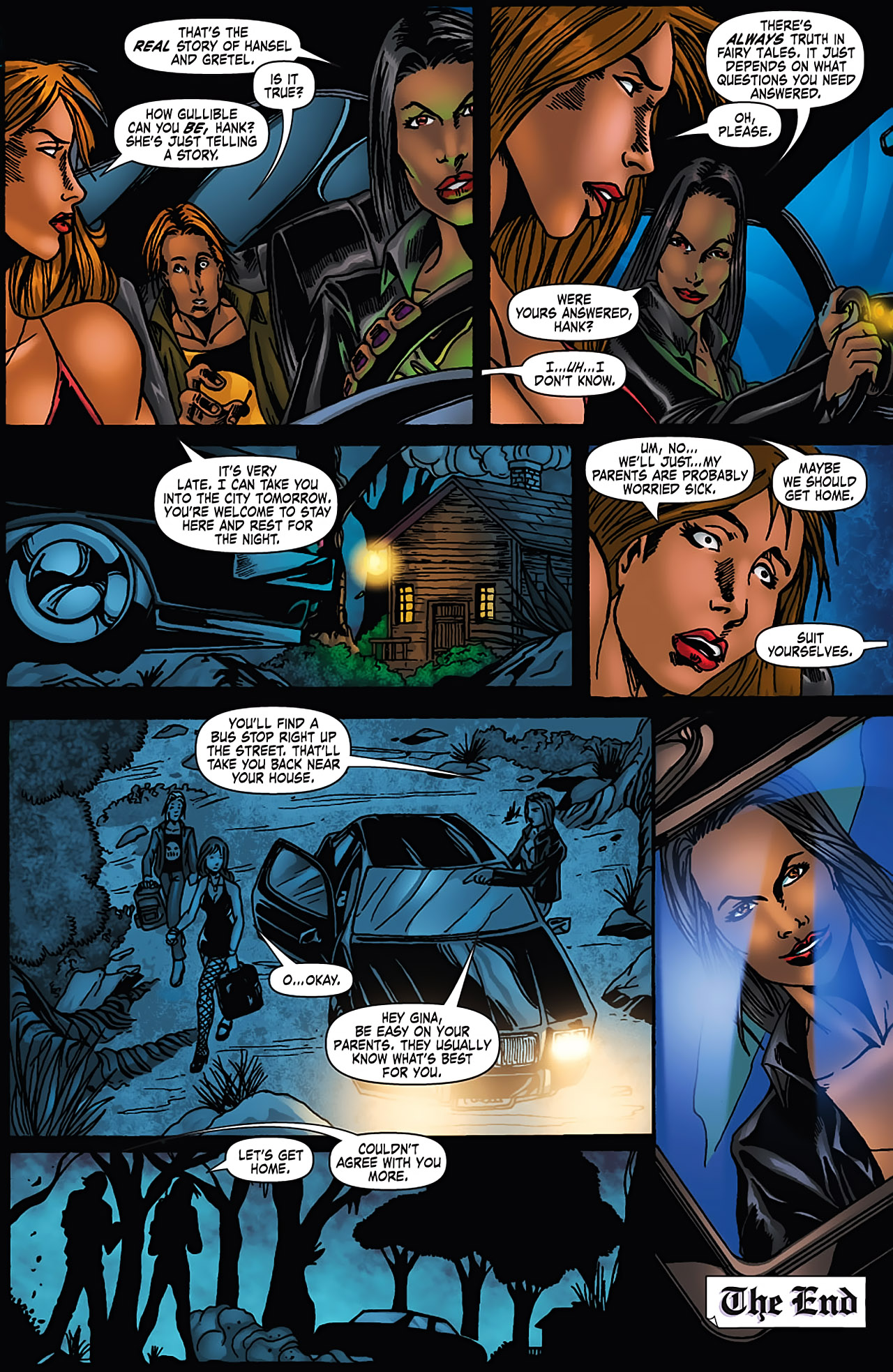 Grimm Fairy Tales (2005) Issue #3 #6 - English 25