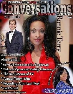 Get Your June/July 2014 Issue of Conversations Magazine