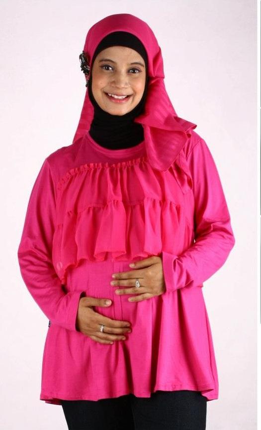 Baju Muslim Ibu Hamil