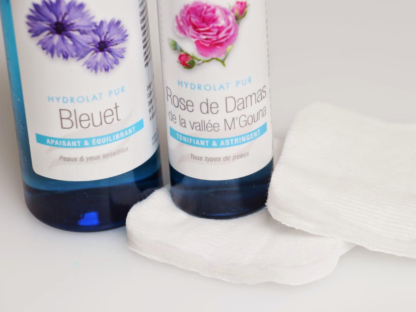 hydrolat bleuet