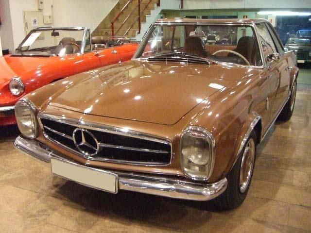 Antequera classic coches antiguos y cl sicos en valencia for Mercedes benz valencia ca