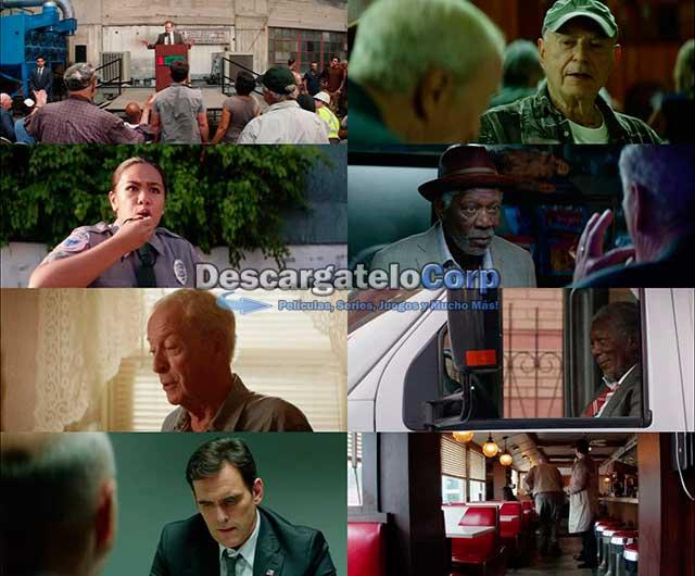 Un Golpe con Estilo (2017) DVDRip Latino