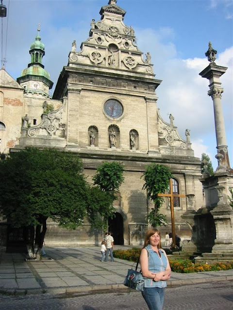 Bernardine Church, Lviv, Western Ukraine