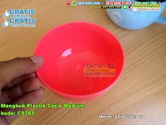 Mangkok Plastik Ceria Medium
