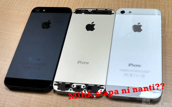 iPhone 5S gajet impian