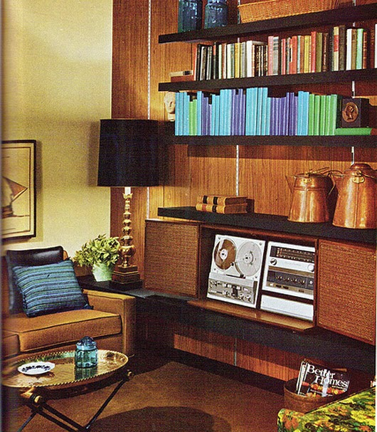 Inspirations 60s interior design for Living room 60 s