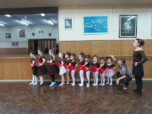 ensayos muestra nenas 2011