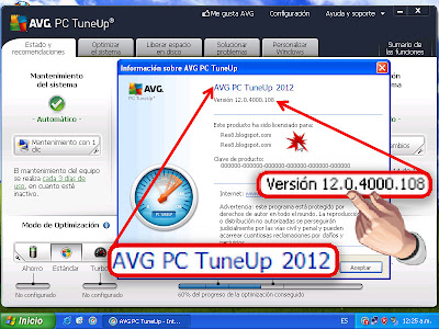 AVG PC TuneUp product Key Crack Full Version