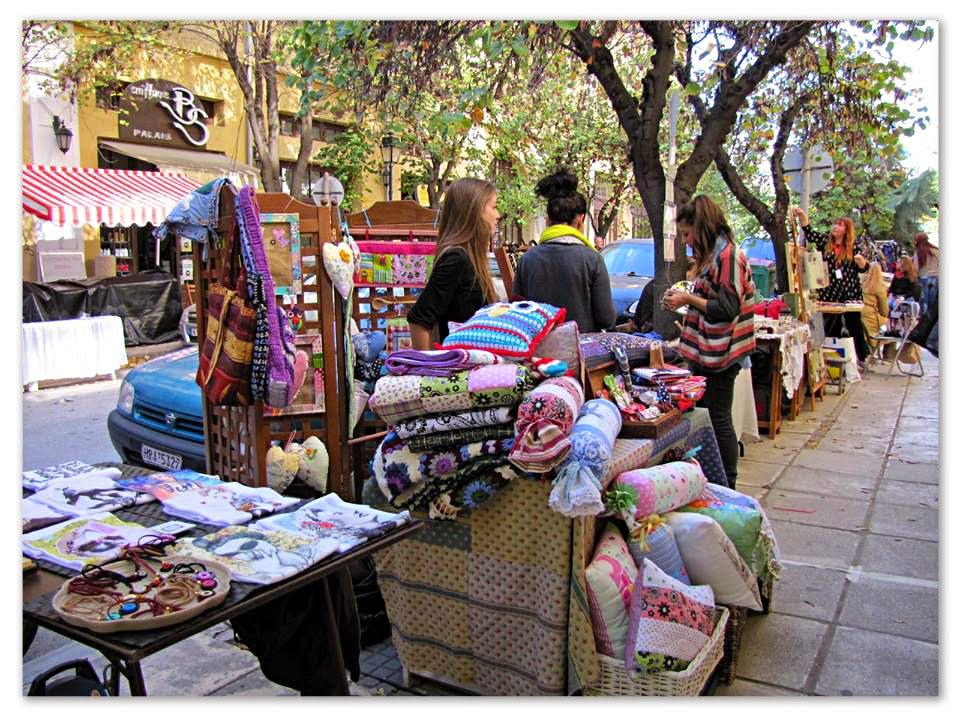 χειροποιητα αντικειμενα,ιδεες για χειροποιητα δωρα,handmade bazaar events at Thessaloniki