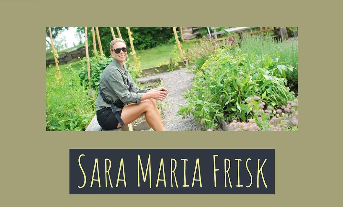 Sara Maria Frisk