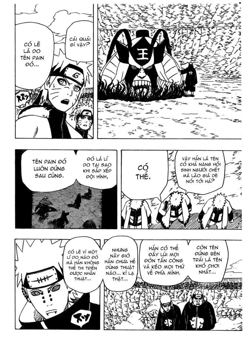 Naruto chap 433 Trang 13 - Mangak.info