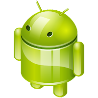 Android Mascot in 3D - Android Testing - www.hikmatsuryapermana.blogspot.com