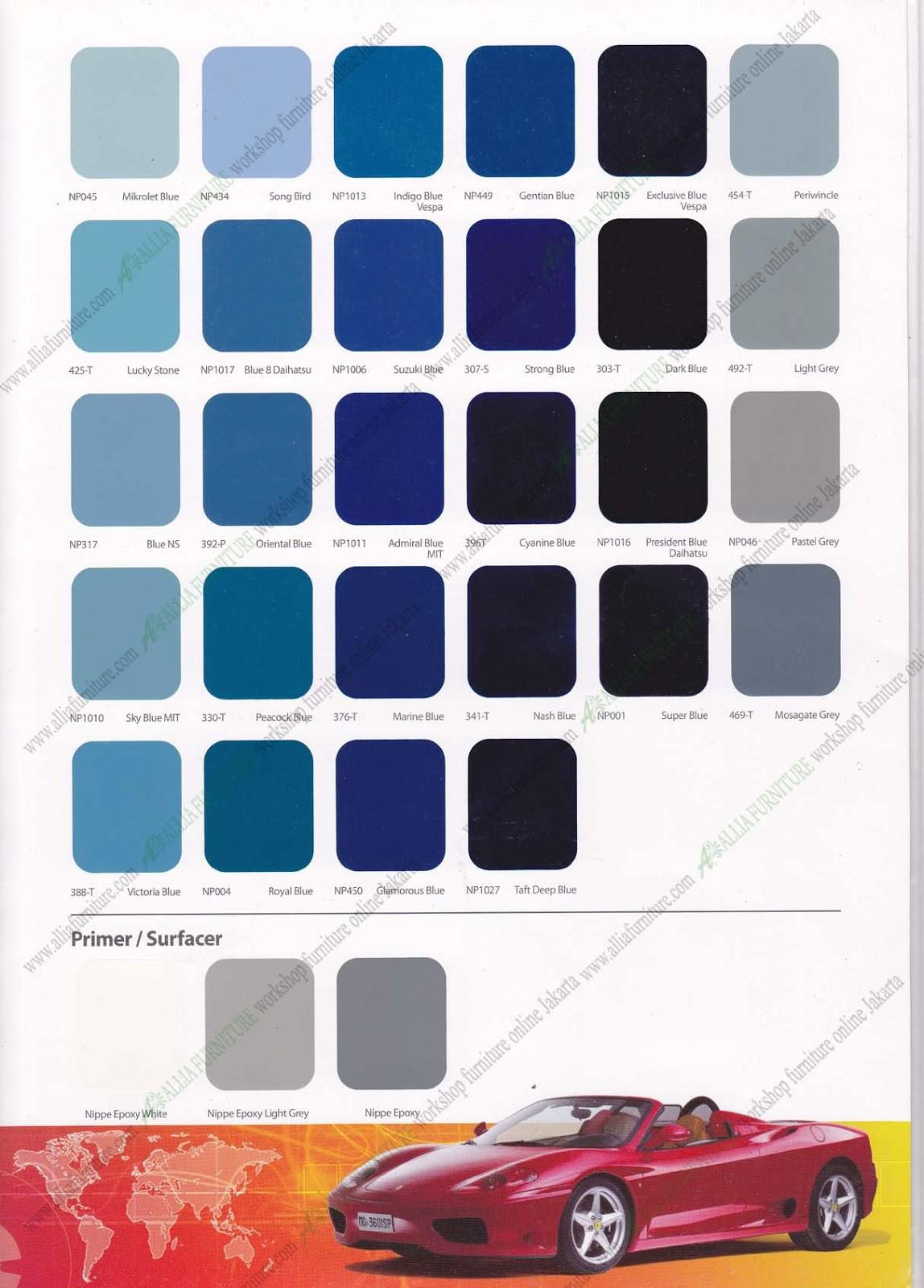 warna cat duco nippon paint katalog 4