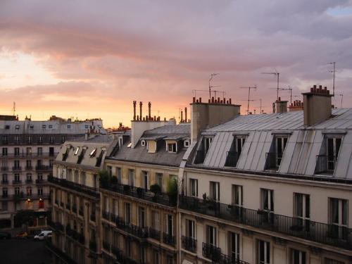 Babylon Sisters: PARIS APARTMENT