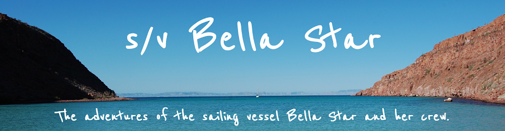 s/v Bella Star