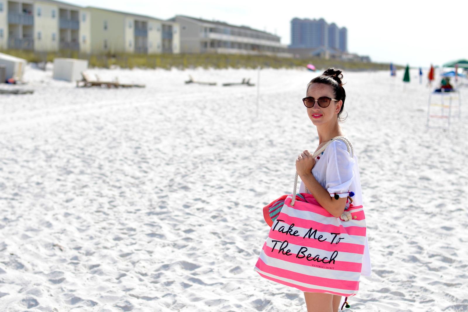 VS beach bag