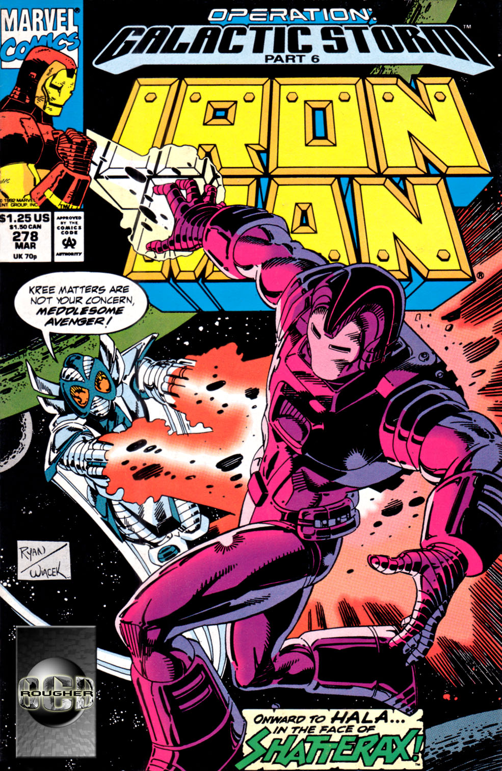 Captain America (1968) Issue #398f #336 - English 1