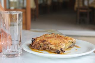 cucina greca creta moussaka