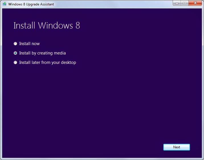 Cara Instalasi Windows 8 Dengan USB Flashdisk