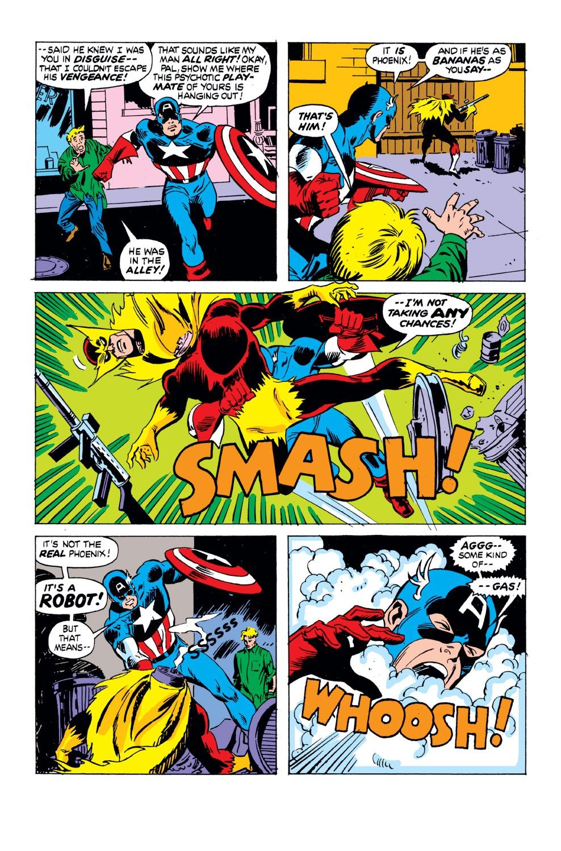 Captain America (1968) Issue #168 #82 - English 11