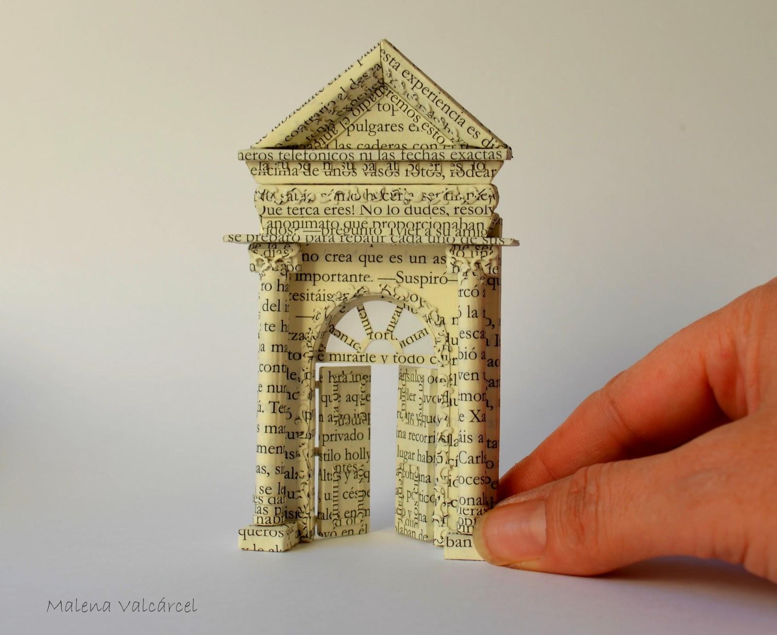 arquitecture-paper-model